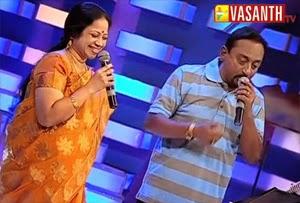 Naanga pudhusaa – Vaali 1000 in Vasanth tv concept & conceived by 'Saadhagaparavaigal'