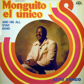 Monguito el Unico and his All Star Band -Alto Songo, Sacodis
