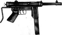 Halcon ML-63 Submachine Gun