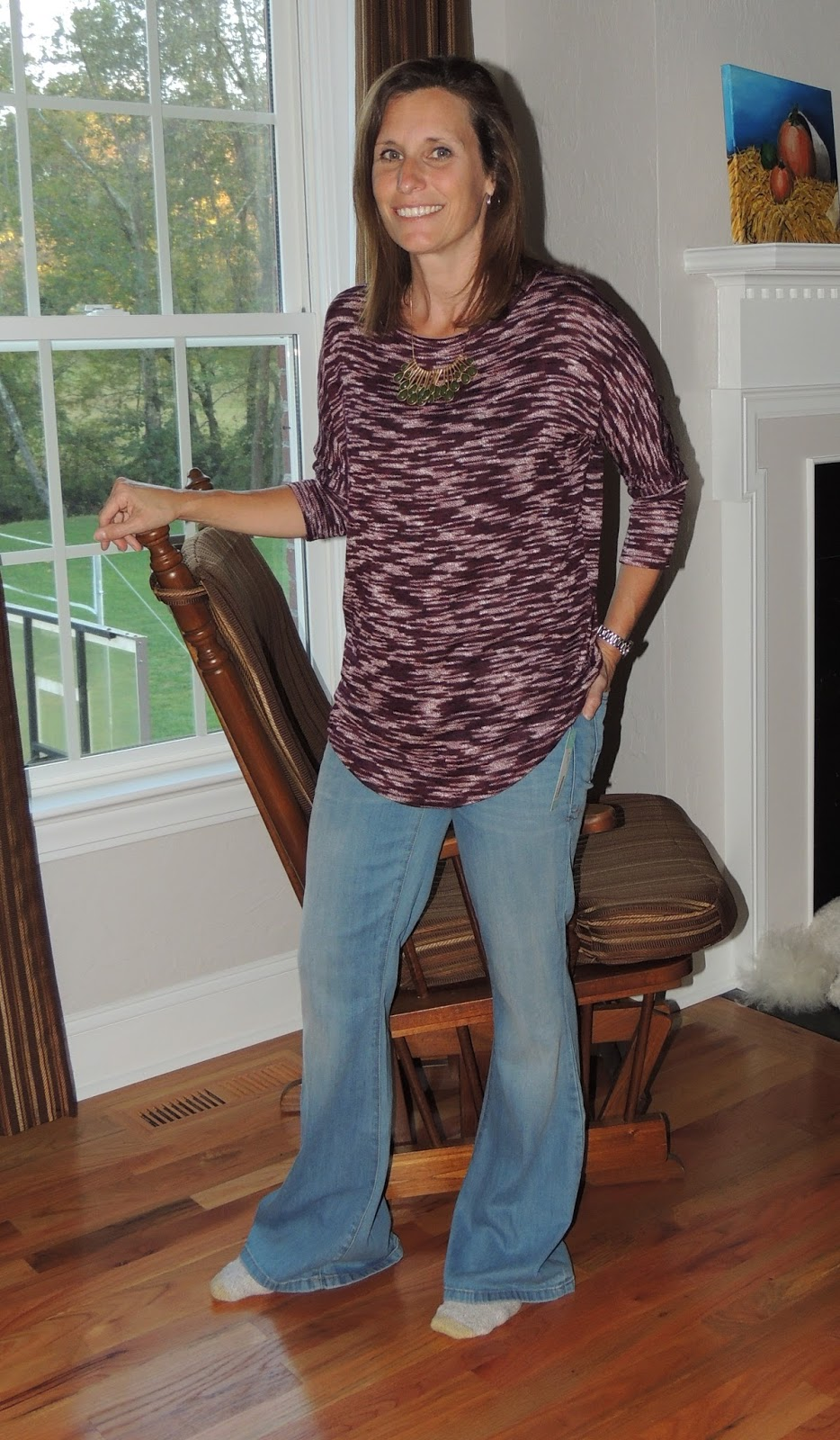 Life as I know it!!: Stitch Fix #10 WOW!! 2 in 2 days!! October Fix!