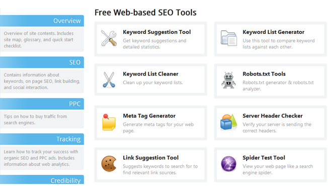 Best Free SEO Tools in Supporting Learning With Software