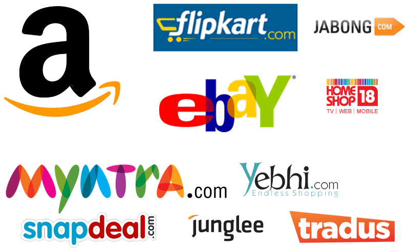 Top 10 best online shopping websites in india for Best websites to online shop