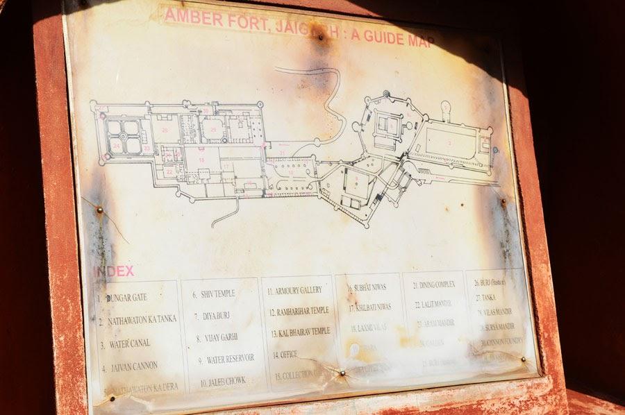 Jaigarh Map
