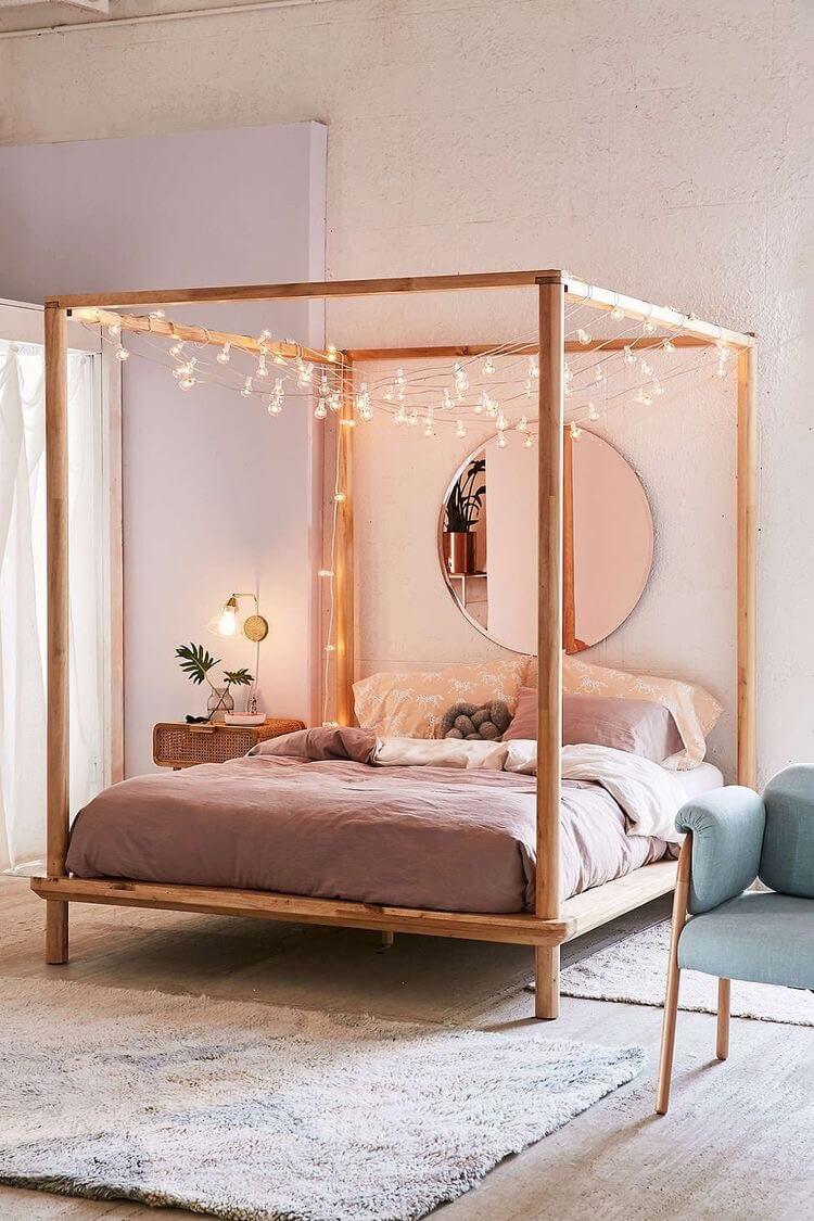 Uma cama dos sonhos para dormir nas nuvens camas com for Camas de dormir