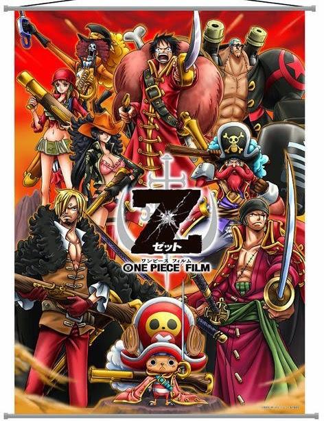 Đảo Hải Tặc - Viên đá Dyan - One Piece Z