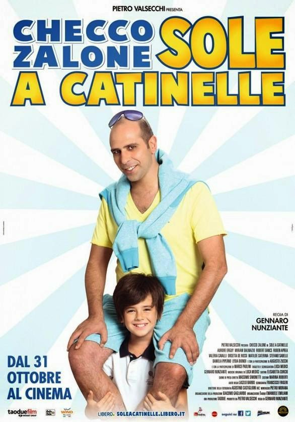 Ver Sole A Catinelle (2013) Online