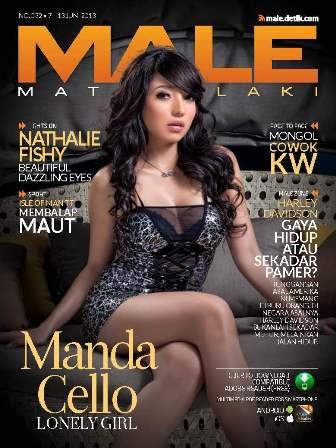 Download MALE Edisi 032 - Manda Cello