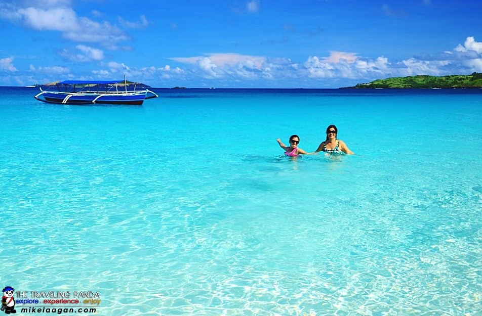Calaguas Swimming