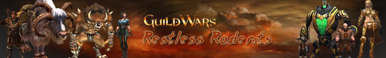 Guild Wars Rodents