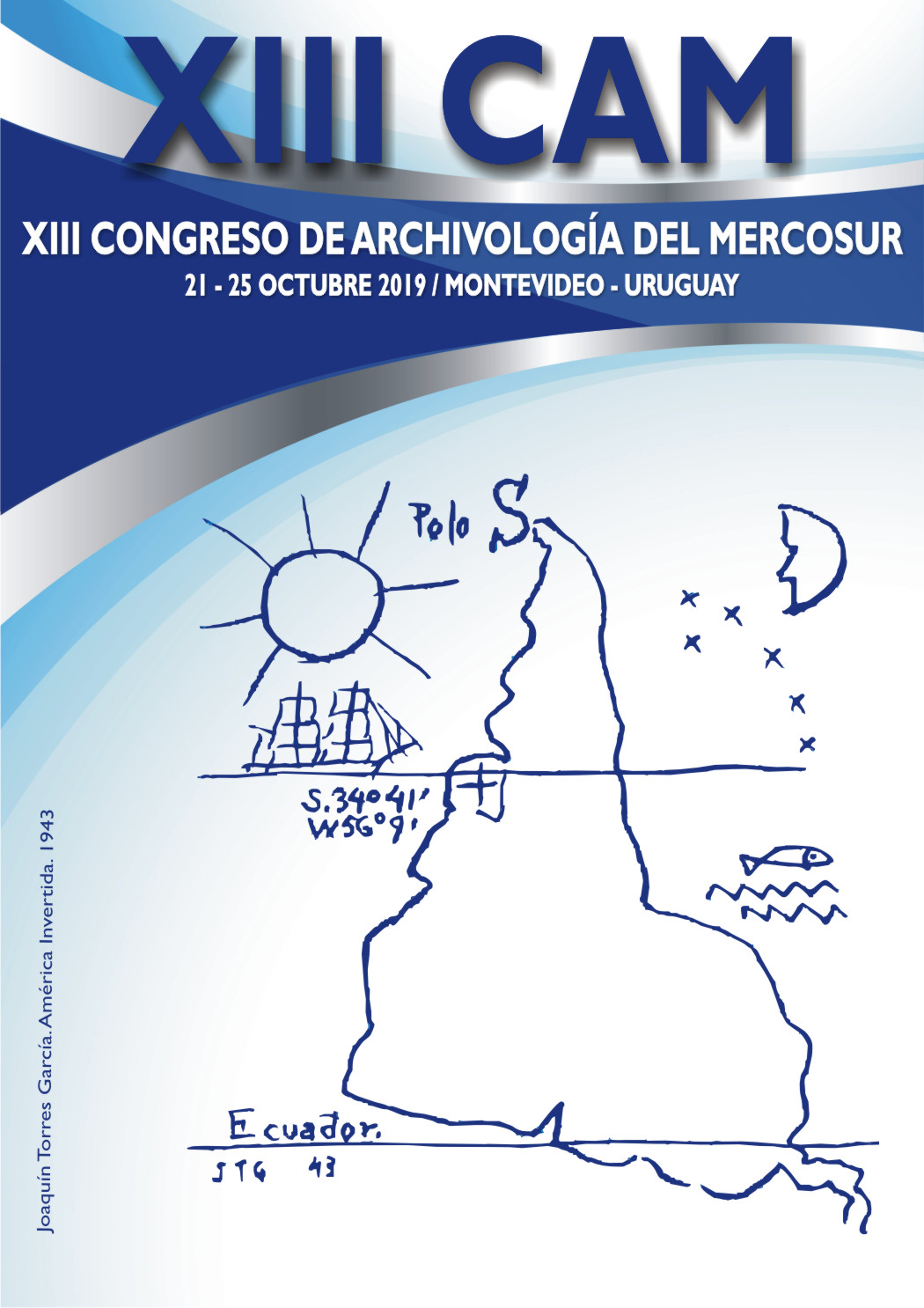 XIII Congreso de Archivologia del Mercosur