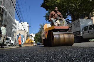Prefeitura de Teresópolis realiza serviços de manutenção e recuperação de vias