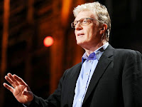 Sir Ken Robinson Lectures Audience by TED Talks