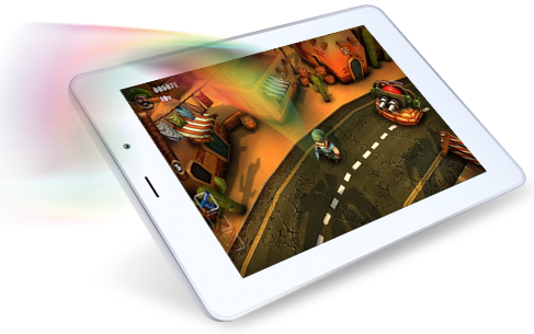 Tablet Advan Vandroid T5-A