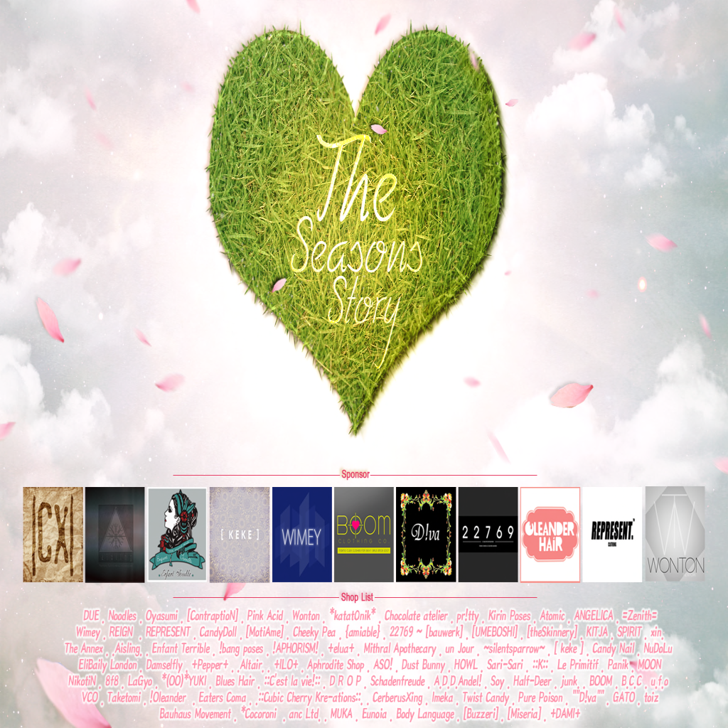 The Seasons Story - Spring Edition