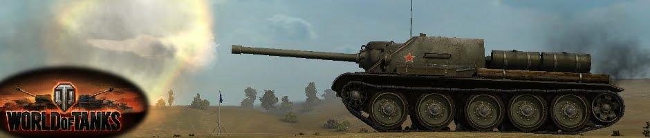 Gra World of Tanks (WoT) PL / Tanks Online - czyli darmowa gra w czołgi typu MMO