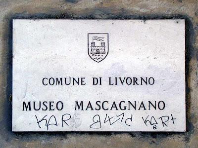 Mascagni Museum, Livorno