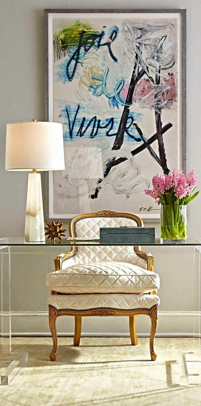 дизайн интерьер кресло домашний кабинет гламур стул картина