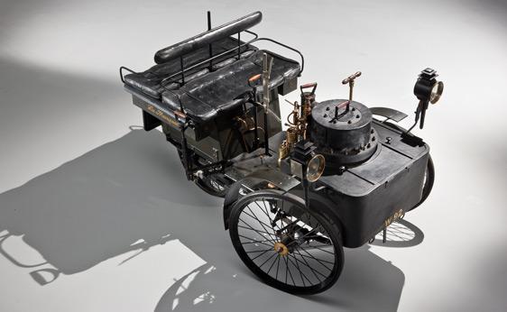 La plus ancienne auto française vendue aux enchères ! La-Marquise_3