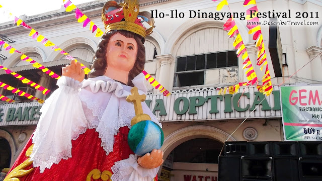iloilo dinagyang festival 2011 parade Sto Nino