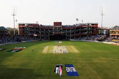 Feroz Shah Kotla Stadium IPL 6 Venue