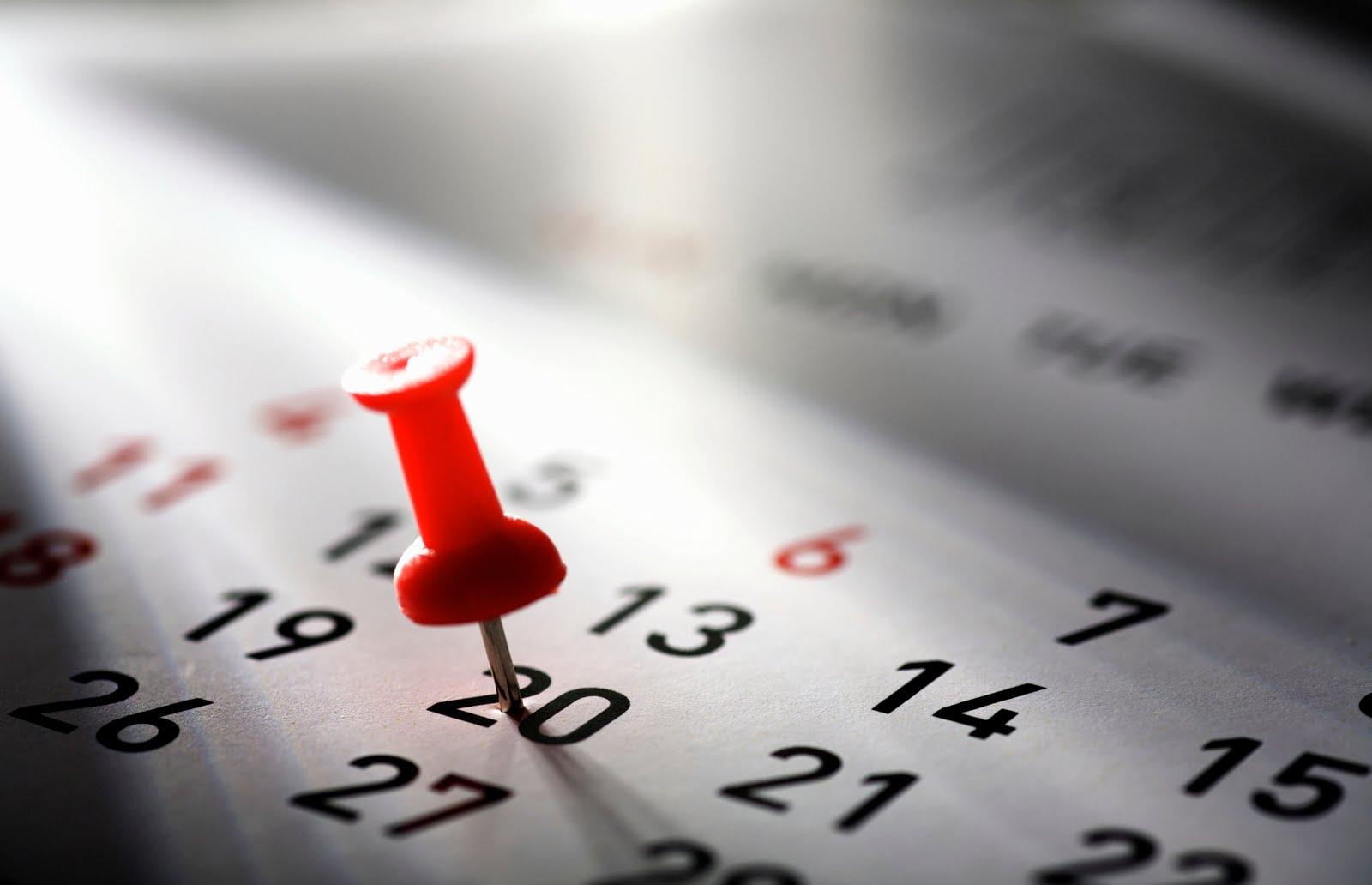 Ponti 2016, le date per programmare vacanze in moto
