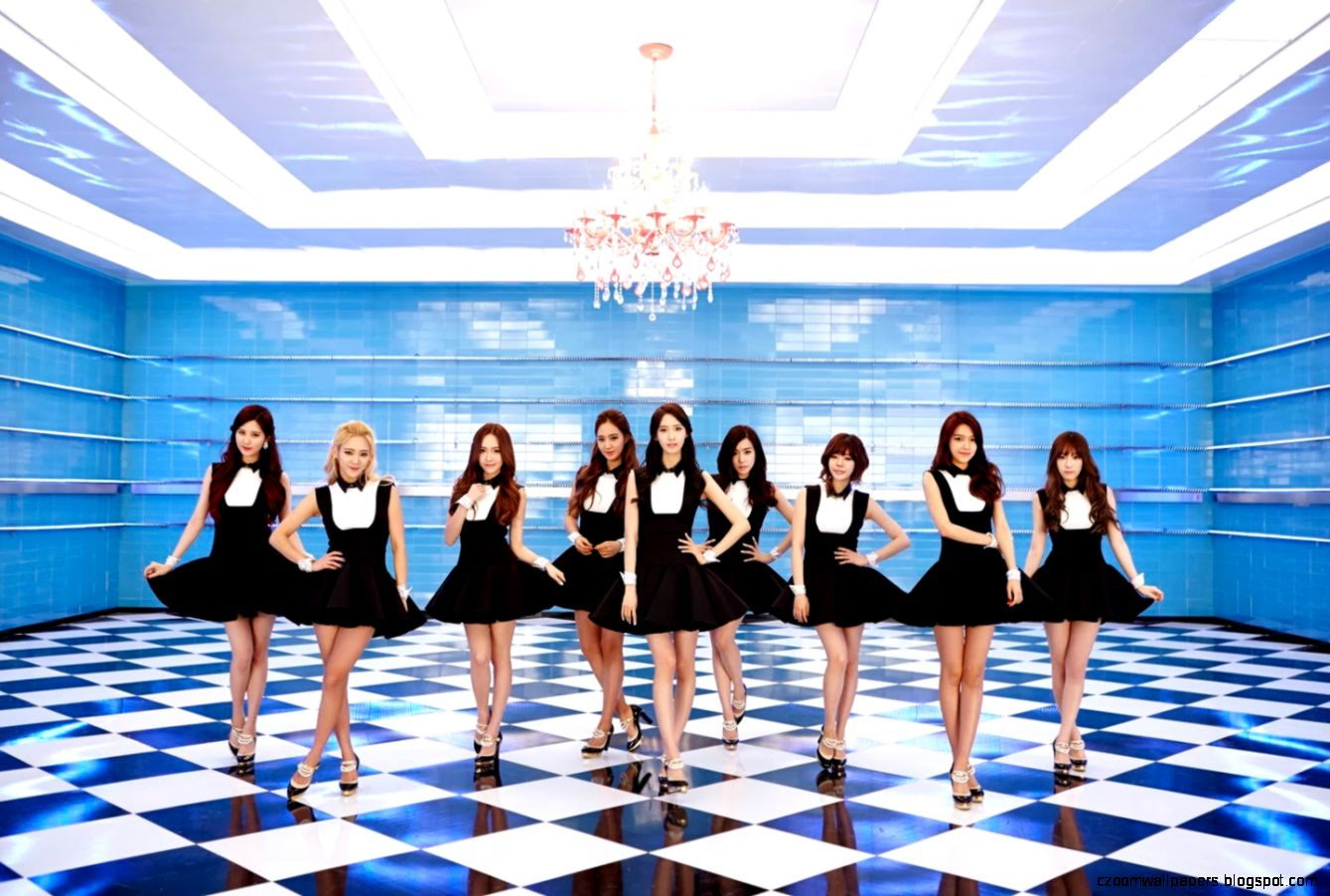 Ten Favorites Girls Generation  The I Fan