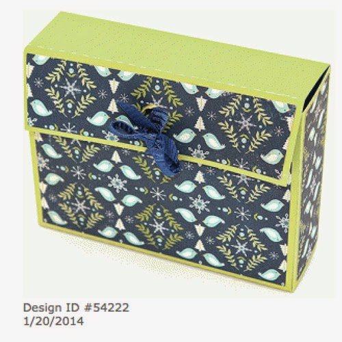 Samantha Walker: Bendy Card Box Basic in the Silhouette Online Store