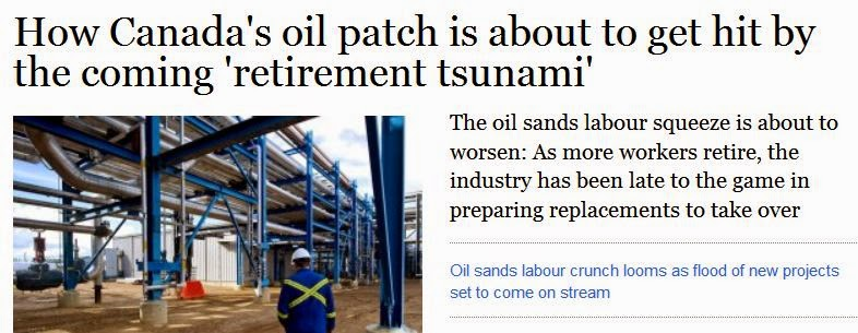 Retirement Tsunami