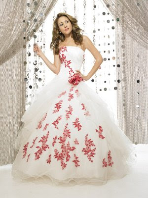 Beautiful White Wedding Dresses