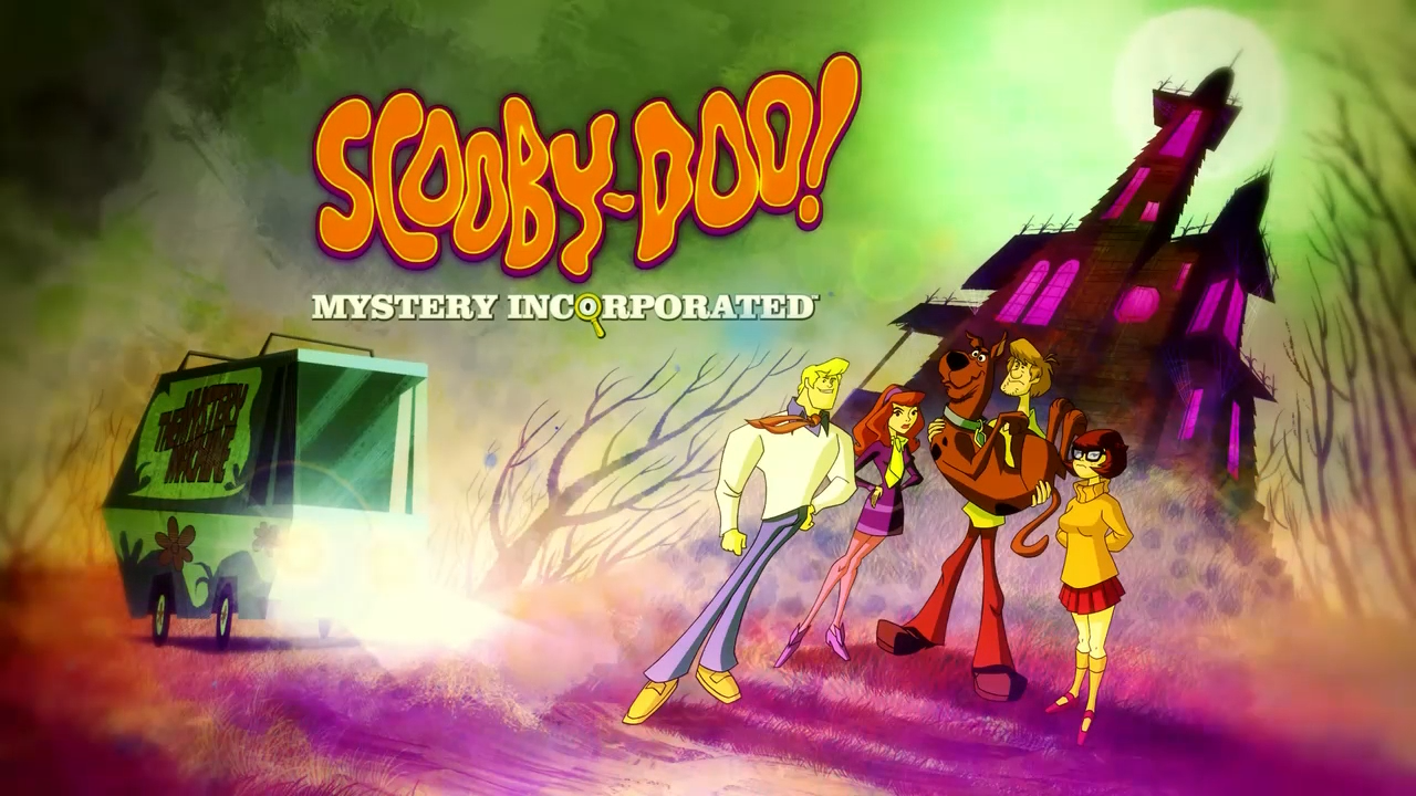 Scooby-Doo! Misterios S.A ( Mystery Incorporated ) Temporada  01