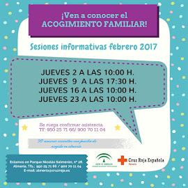 Sesiones Informativas de Acogimiento Familiar 2017