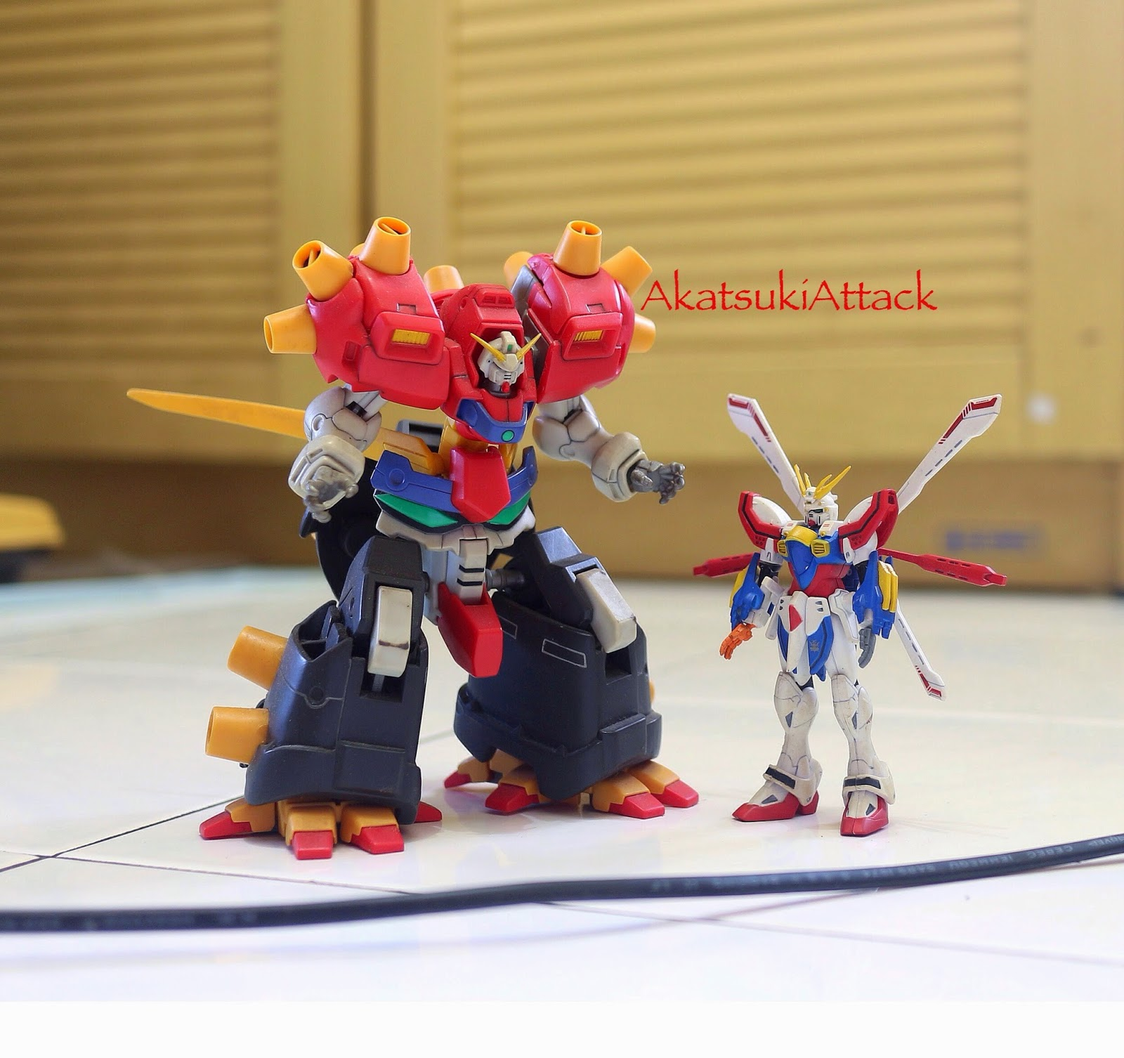 bandai devil gundam action figure