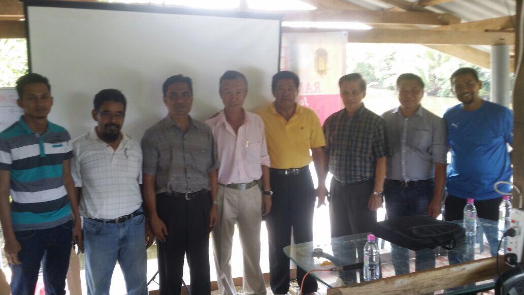 Walit Zon Timur:  Sembang Walit on June 6th 2015