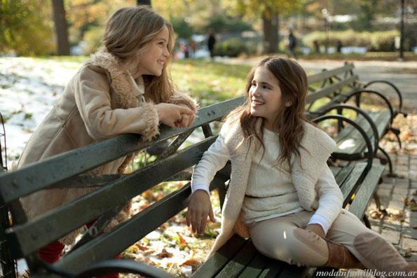 Mimo otoño invierno 2013 tapados nenas