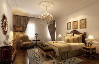 Model Decorative Lighting Bedroom