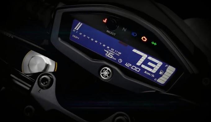 Speedometer Yamaha M-Slaz Ternyata Ada Angka 1