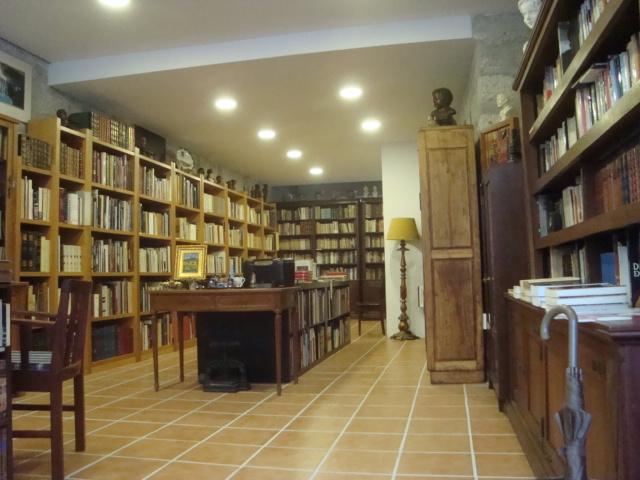 Livraria - Novas Instalações
