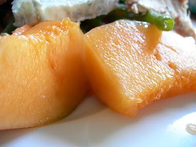 Le brunch chez Casimir. Melons
