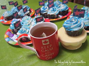 Make Easy Swirl Cupcakes