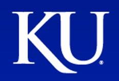 Uniersity of Kansas Featured Blogger!!