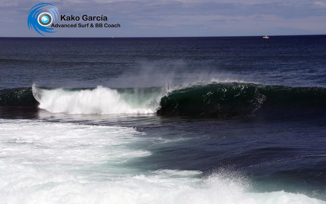 .Kako García. Advanced Surf & BB Coach