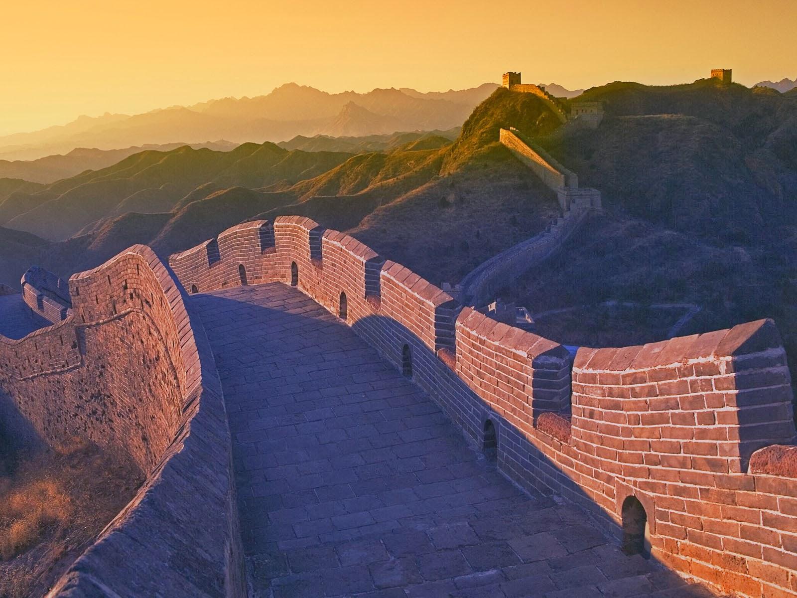 Gran Muralla China seis