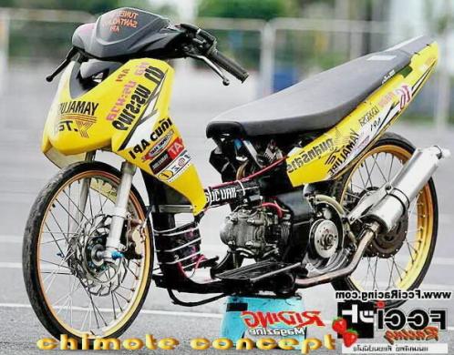 Motor Drag Shogun R 125