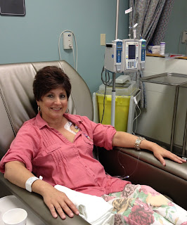 Marla Crider, Arkansas, breast cancer, patient stories, UAMS, cancer treatment center, chemo