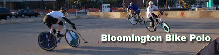 Bloomington Bike Polo