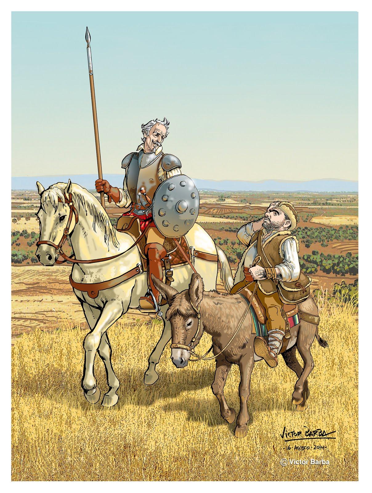 Cervantes y la creatividad