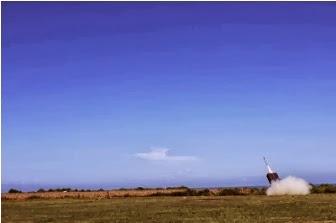 Uji Coba Kendaraan dan Roket LAPAN di Garut Sukses