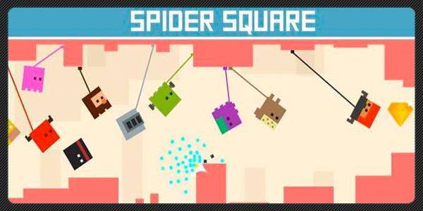 Spider Square v1.0.8 Apk Mod [Desbloquedo]