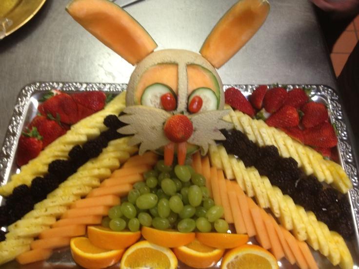Fruit salad decorations art craft gift ideas - Fruit decoration ...