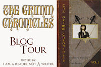 Grimm Chronicles Blog Tour button